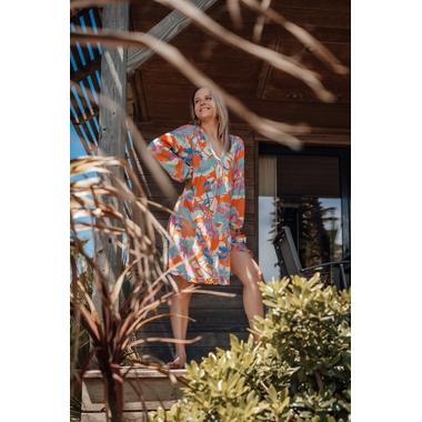 robe_lindsay_courte_orange_turquoise-23