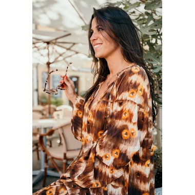 robe_esther_marron