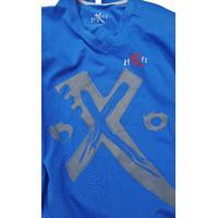 Logo Symbole Pixit Bleu royal