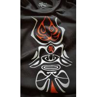 Logo totem maori Noir V3