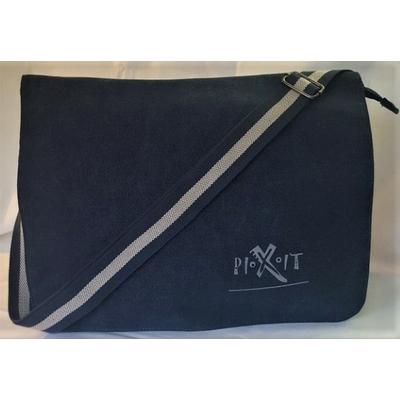 Sac Courrier / Messenger   Pixit à bandoulière -look vintage- Couleur Bleu Navy