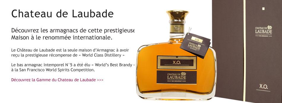 Armagnac Laubade