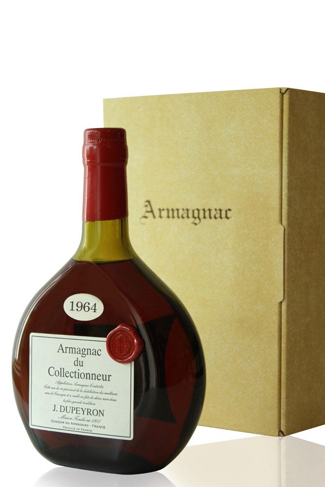 Bas Armagnac  - Ryst Dupeyron  - 1964 - 70cl