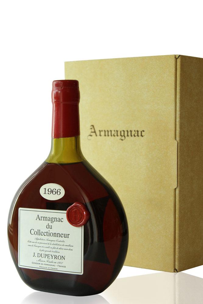 Bas Armagnac  - Ryst Dupeyron  - 1966 - 70cl