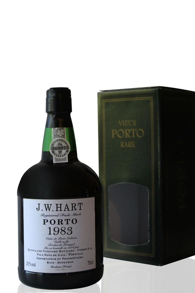 Porto  J.W. Hart 1983 - 75cl