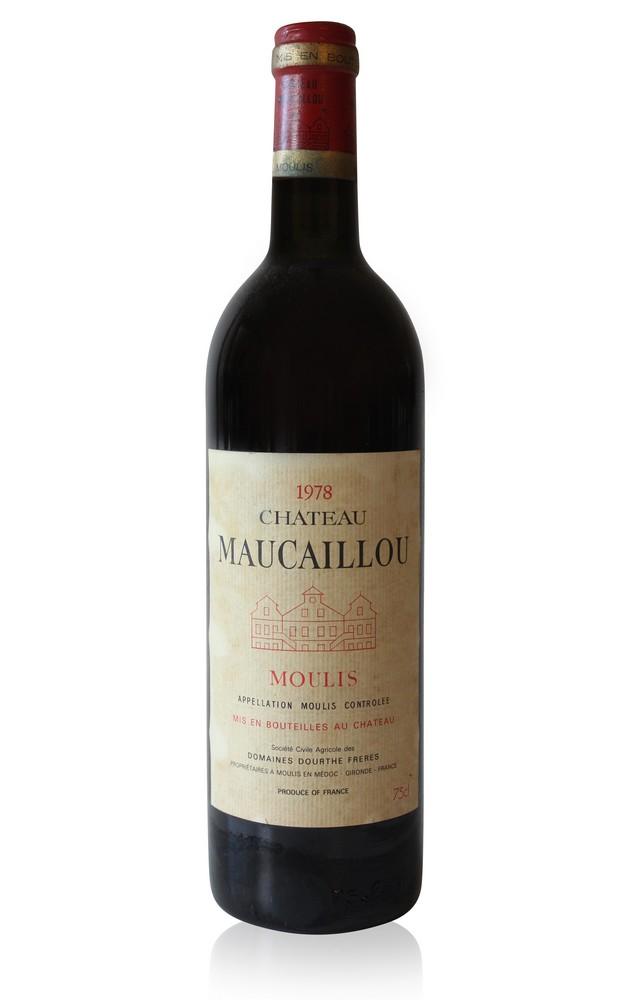 Château Maucaillou 1978 Rouge 75cl AOC Moulis
