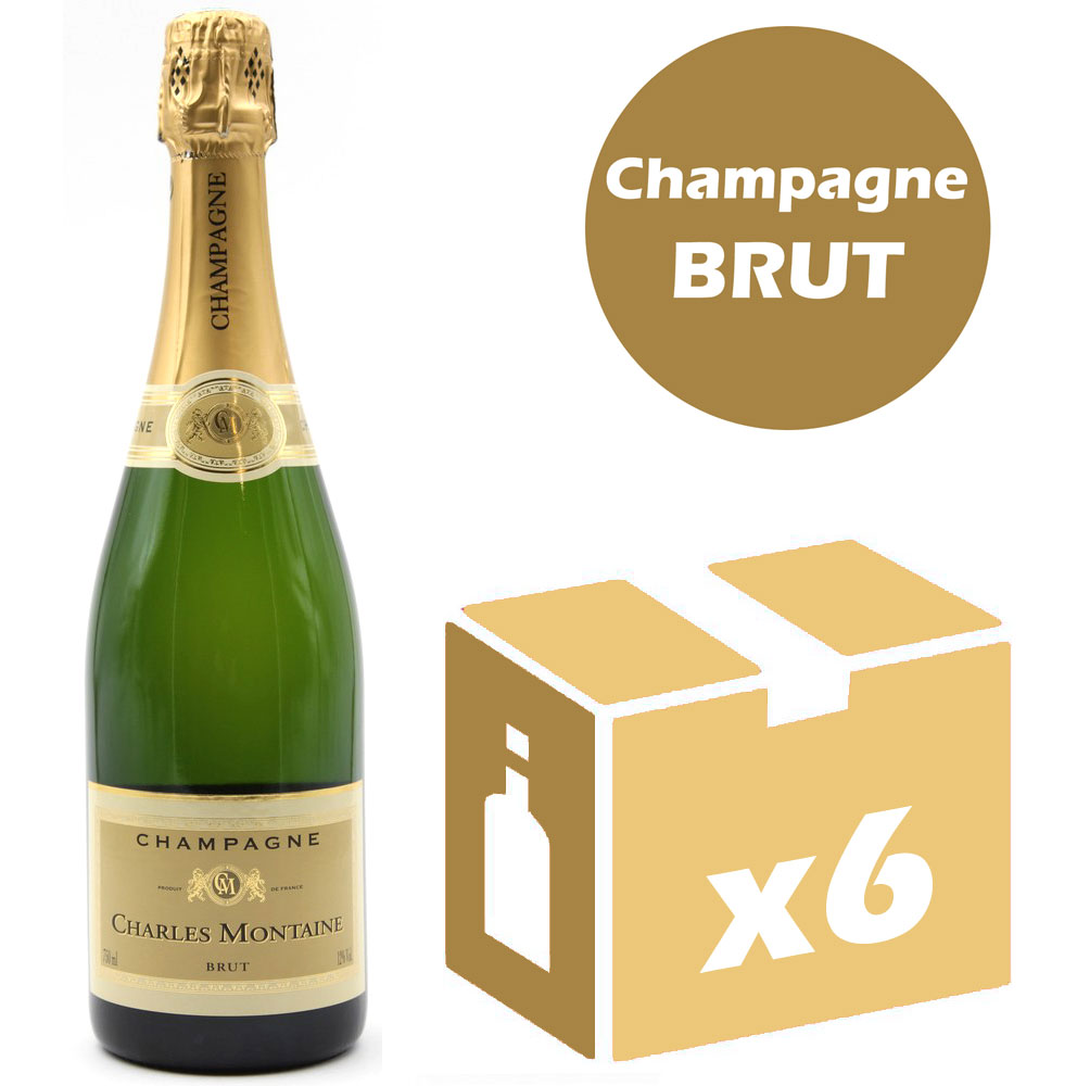 Champagne Charles Montaine Brut