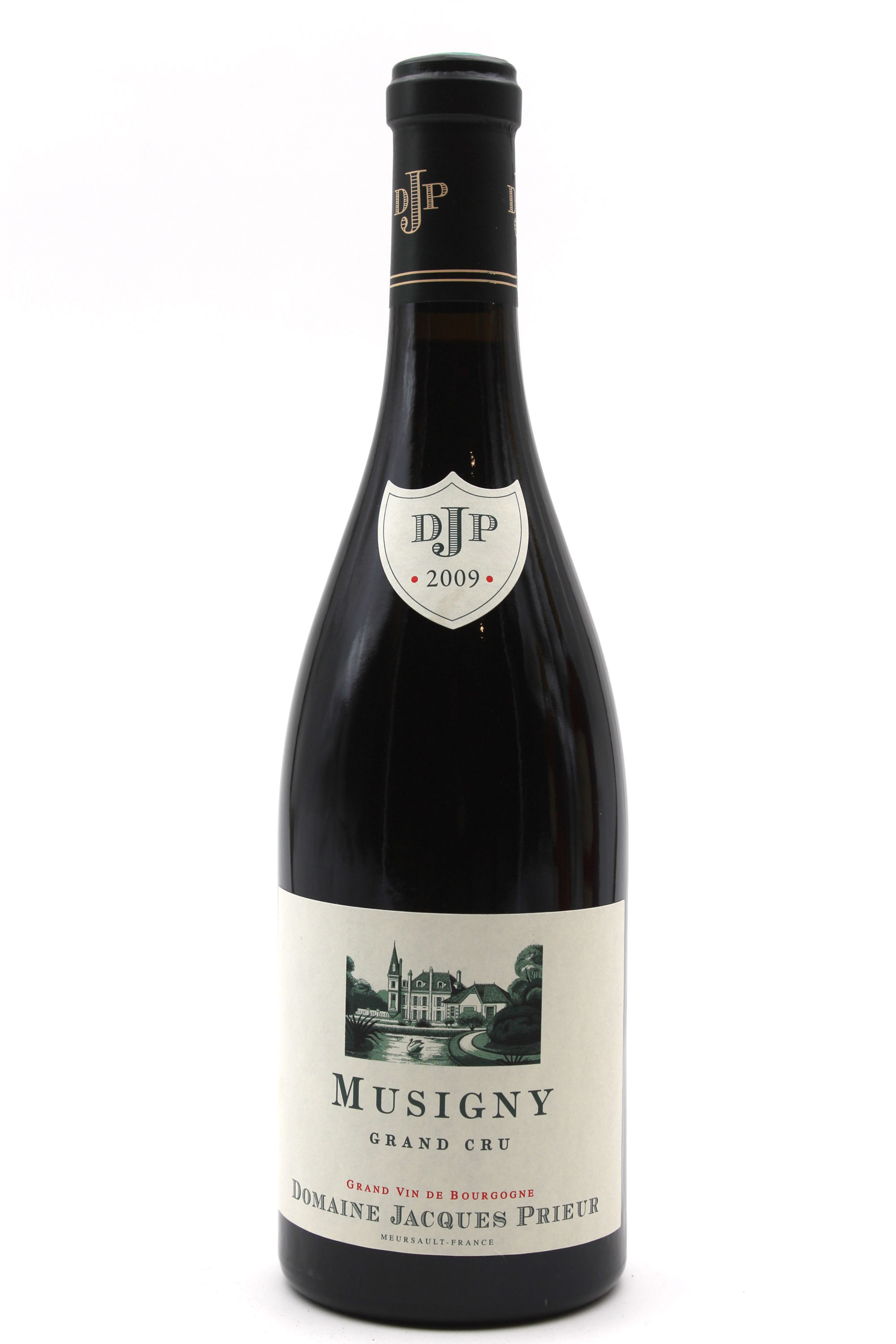 Musigny 2009 - Domaine Jacques Prieur - Rouge - 75cl - AOC Bourgogne