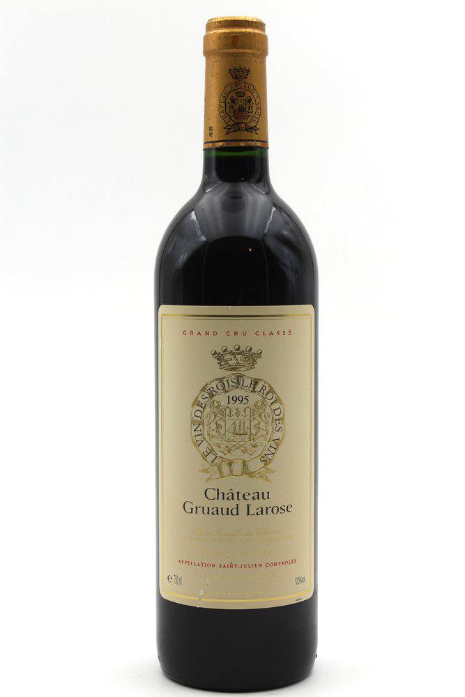 Château Gruaud Larose 1995 Rouge 75CL Saint-Julien