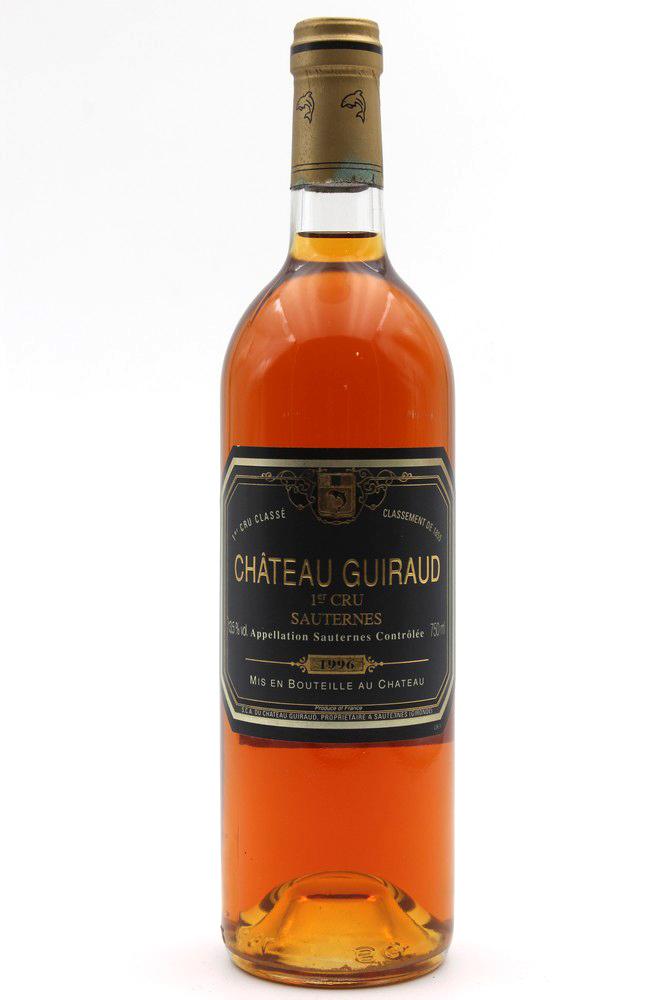 Château Guiraud 1996 Blanc 75cl AOC Sauternes