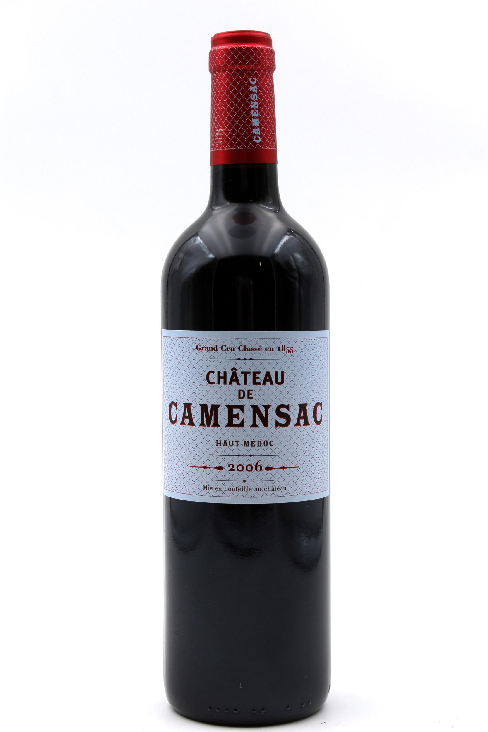 Château Camensac 2006 Vin Rouge 75cl AOC Haut Médoc