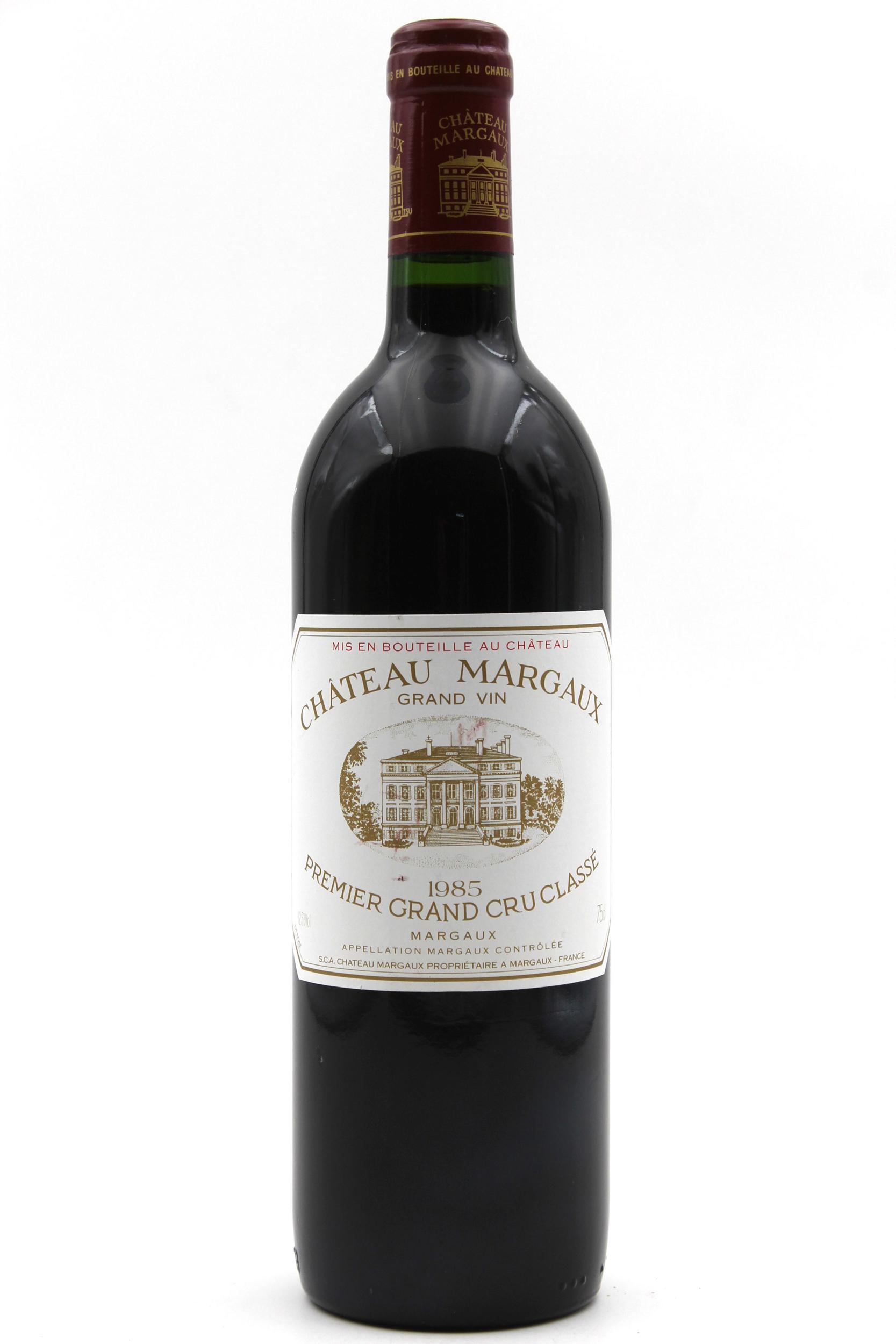 Château Margaux 1985 Rouge 75cl AOC Margaux