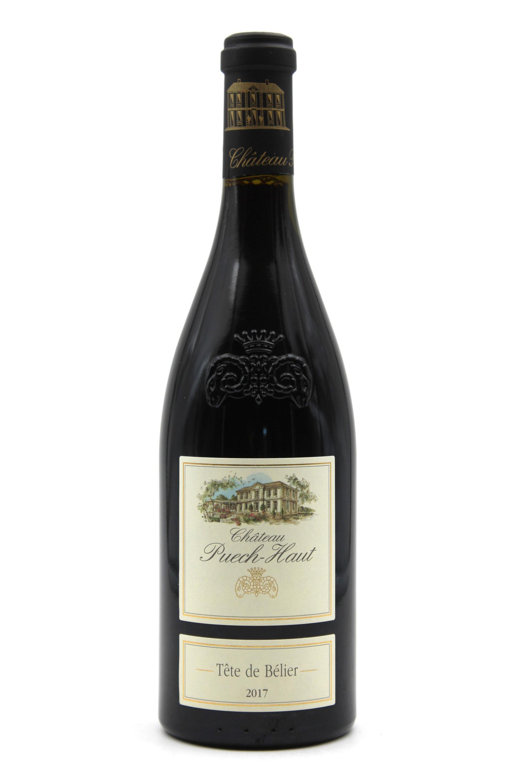 Château Puech Haut 2018 Tête de Belier - Vin Rouge - Côteaux du Languedoc