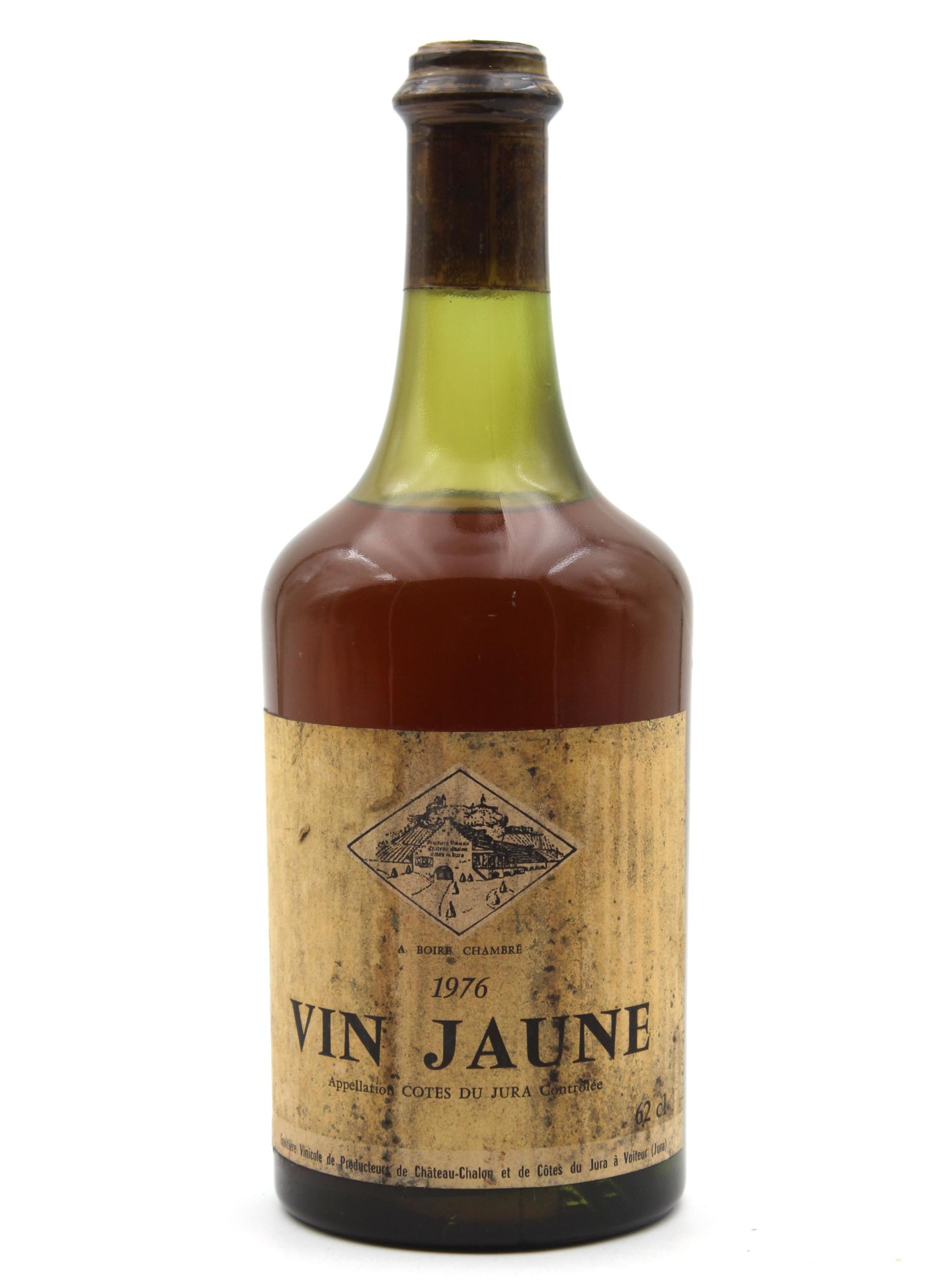 Vin Jaune 1976 - 62CL - Côtes du Jura