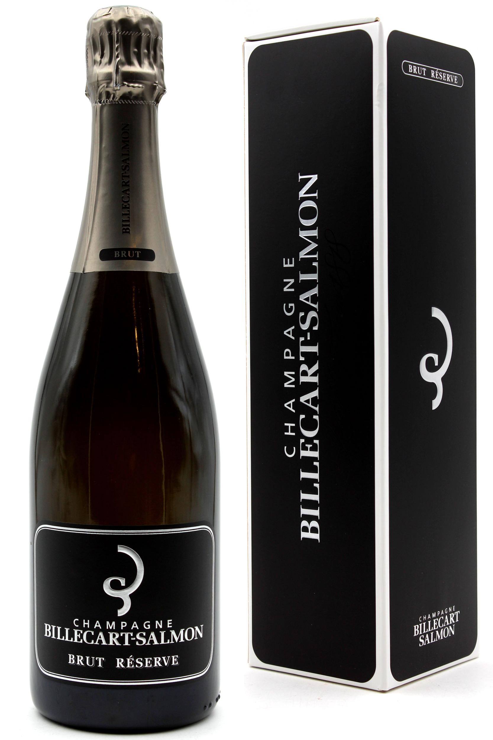 Champagne - Billecart-Salmon - Brut Réserve  - 75cl