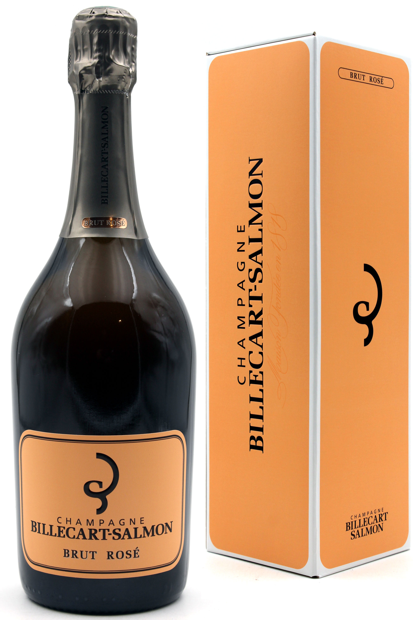 Champagne - Billecart-Salmon - Brut Rosé - 75cl