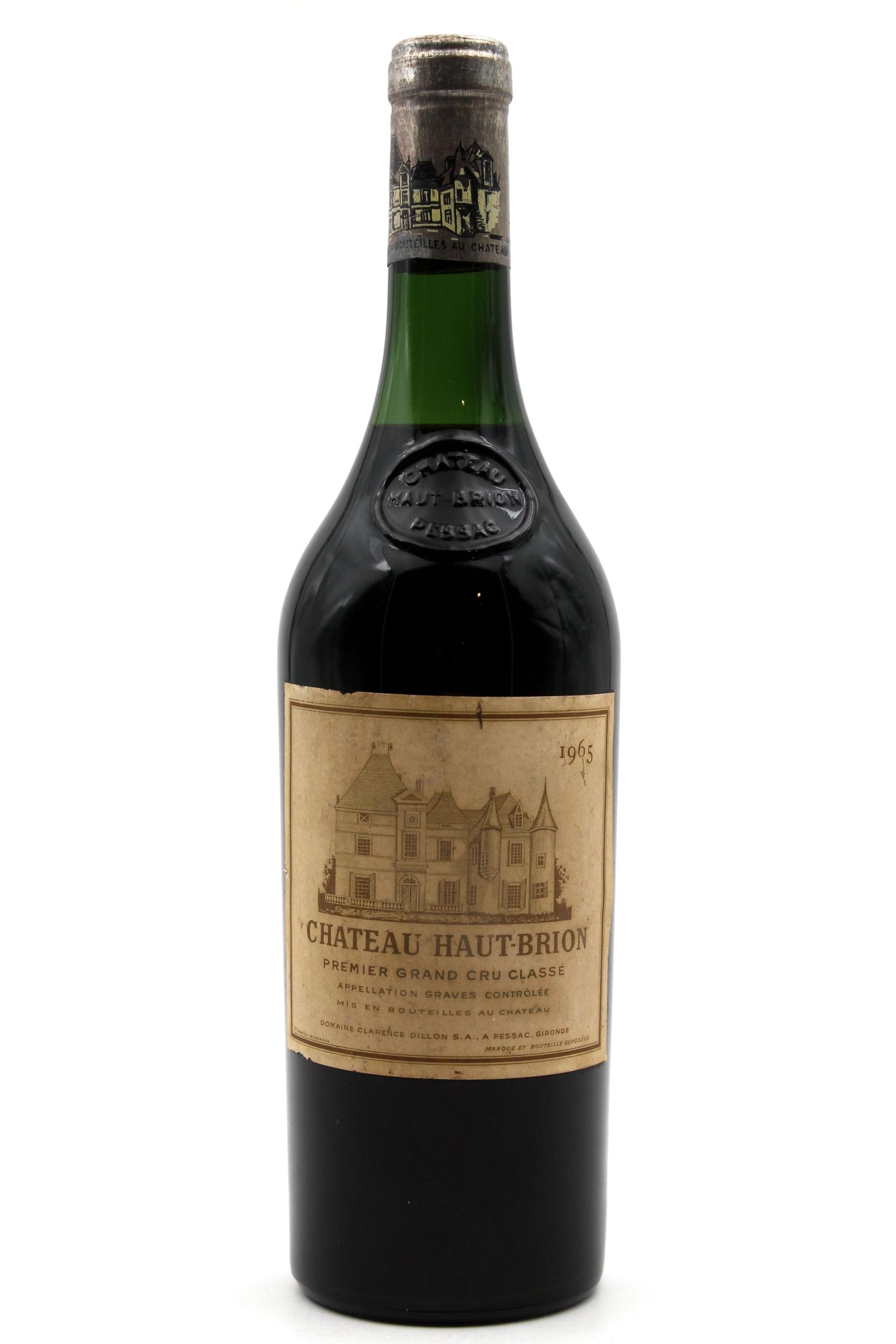 Château Haut Brion 1965 Rouge 75cl AOC Graves