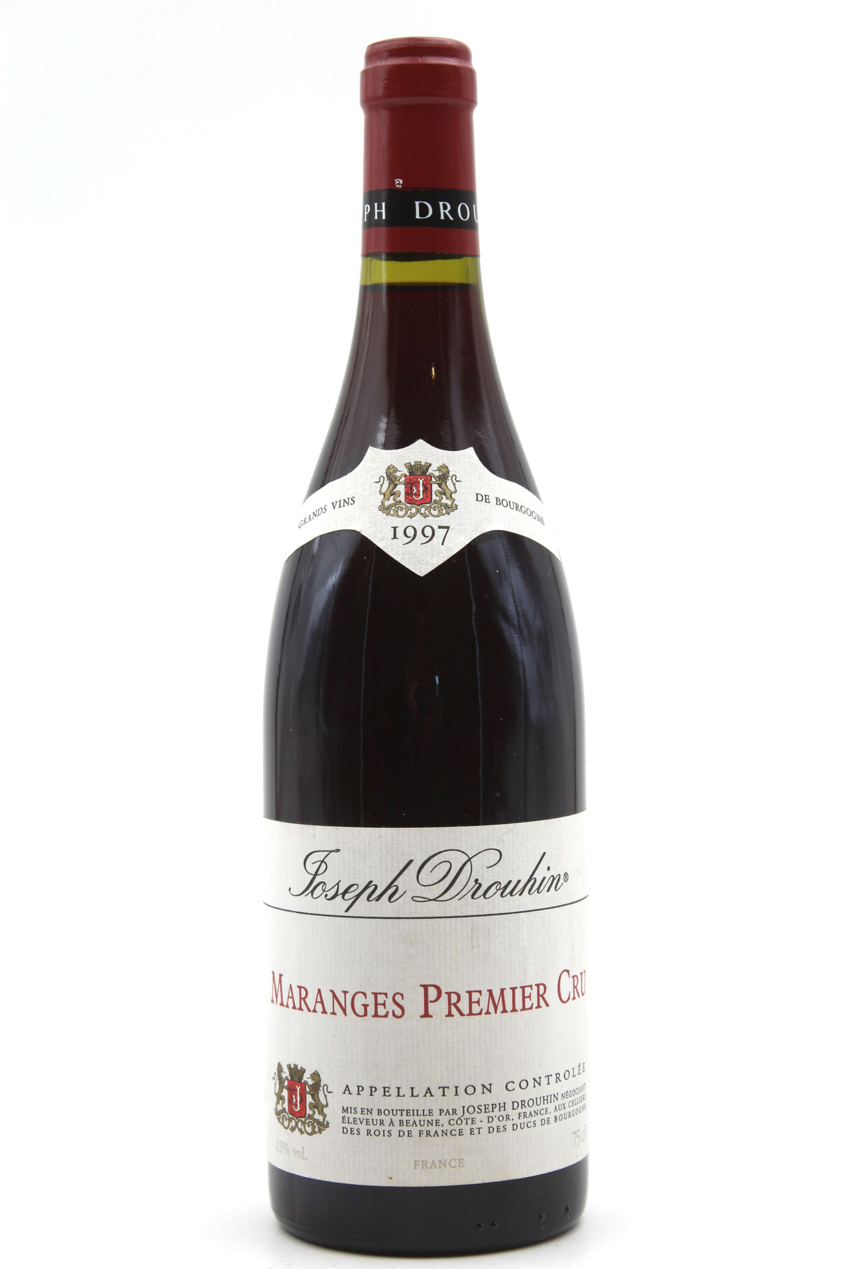 Maranges Premier Cru 1997 - Joseph Drouhin - Rouge - AOC - 75cl