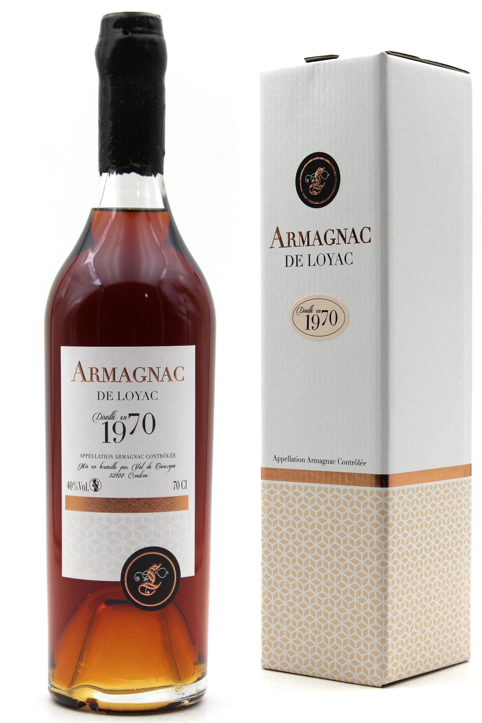 Armagnac De Loyac 1970 - 70 CL
