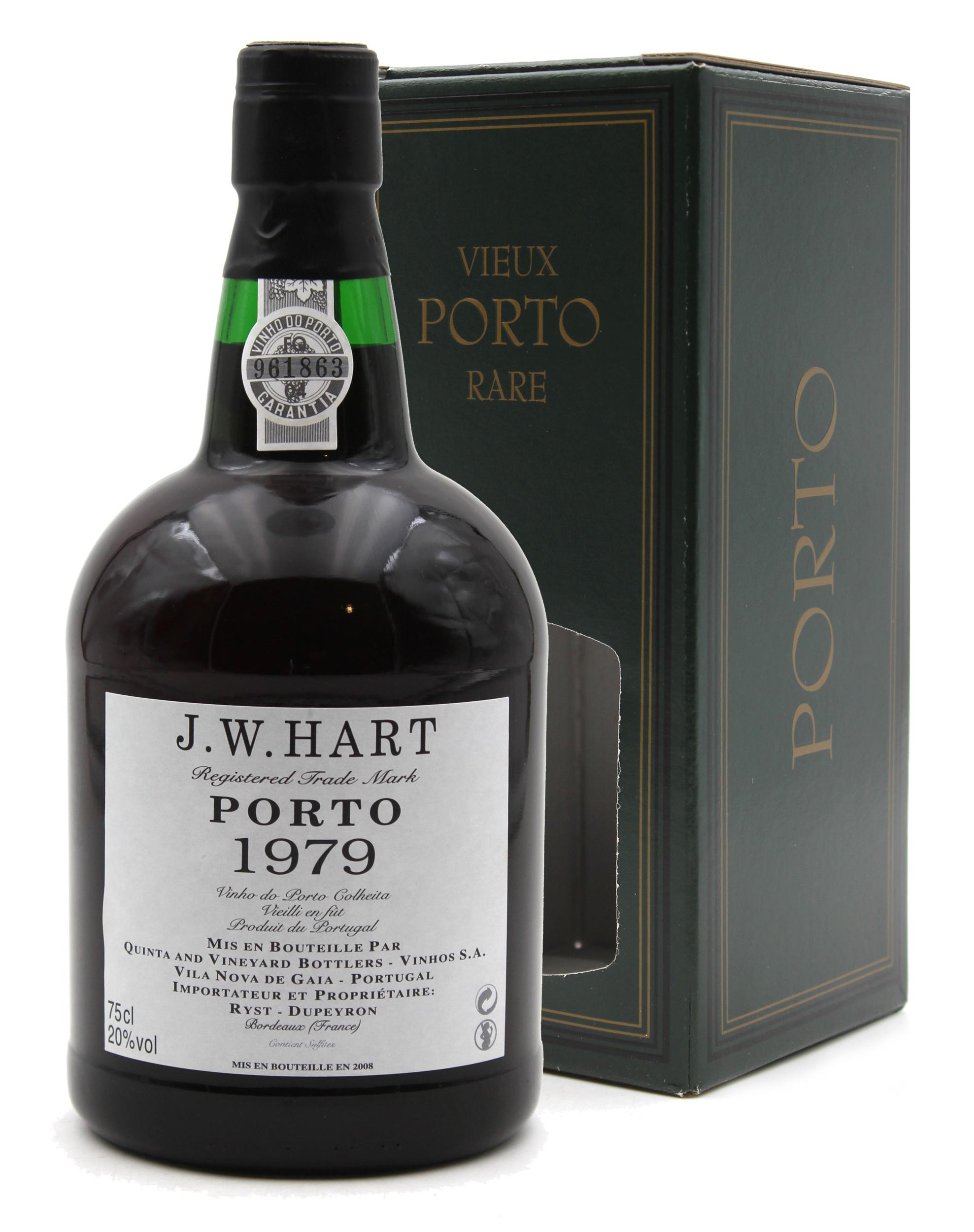 Porto  J.W. Hart 1979 - 75cl