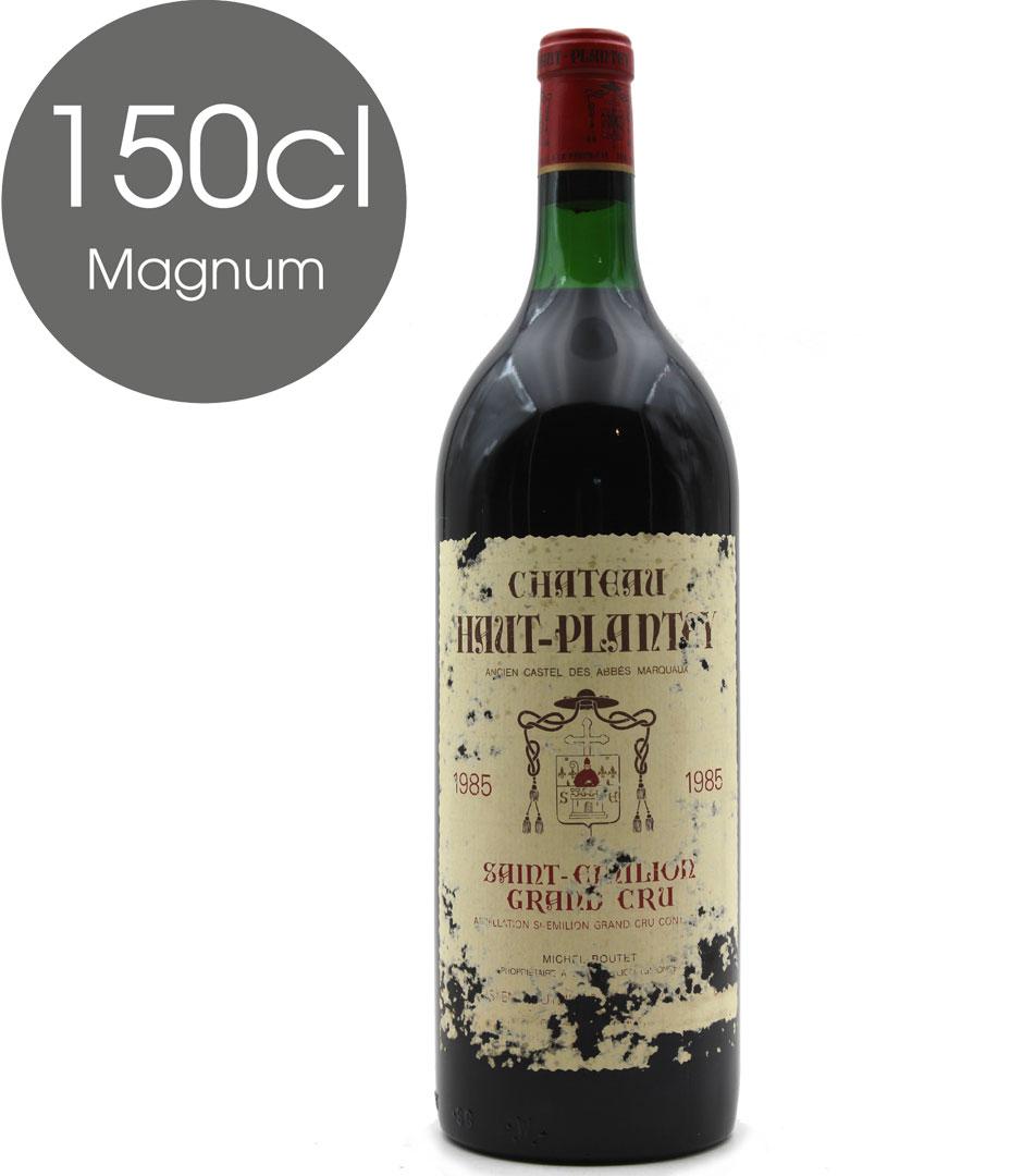 Château Haut Plantey 1985 Magnum Rouge 150 cl AOC Haut-Médoc