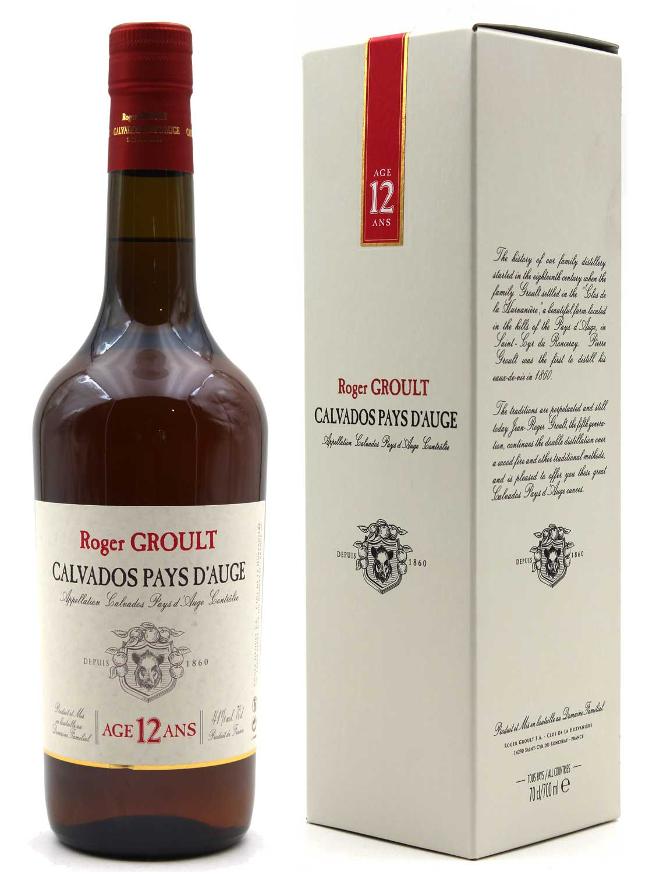 Calvados Roger Groult 12 ans - 70CL