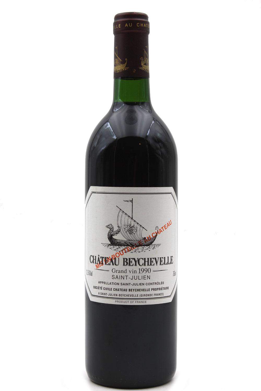 Château Beychevelle 1990 - 75cl AOC Saint-Julien