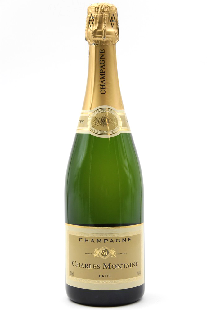 Champagne Charles Montaine Brut - 75cl