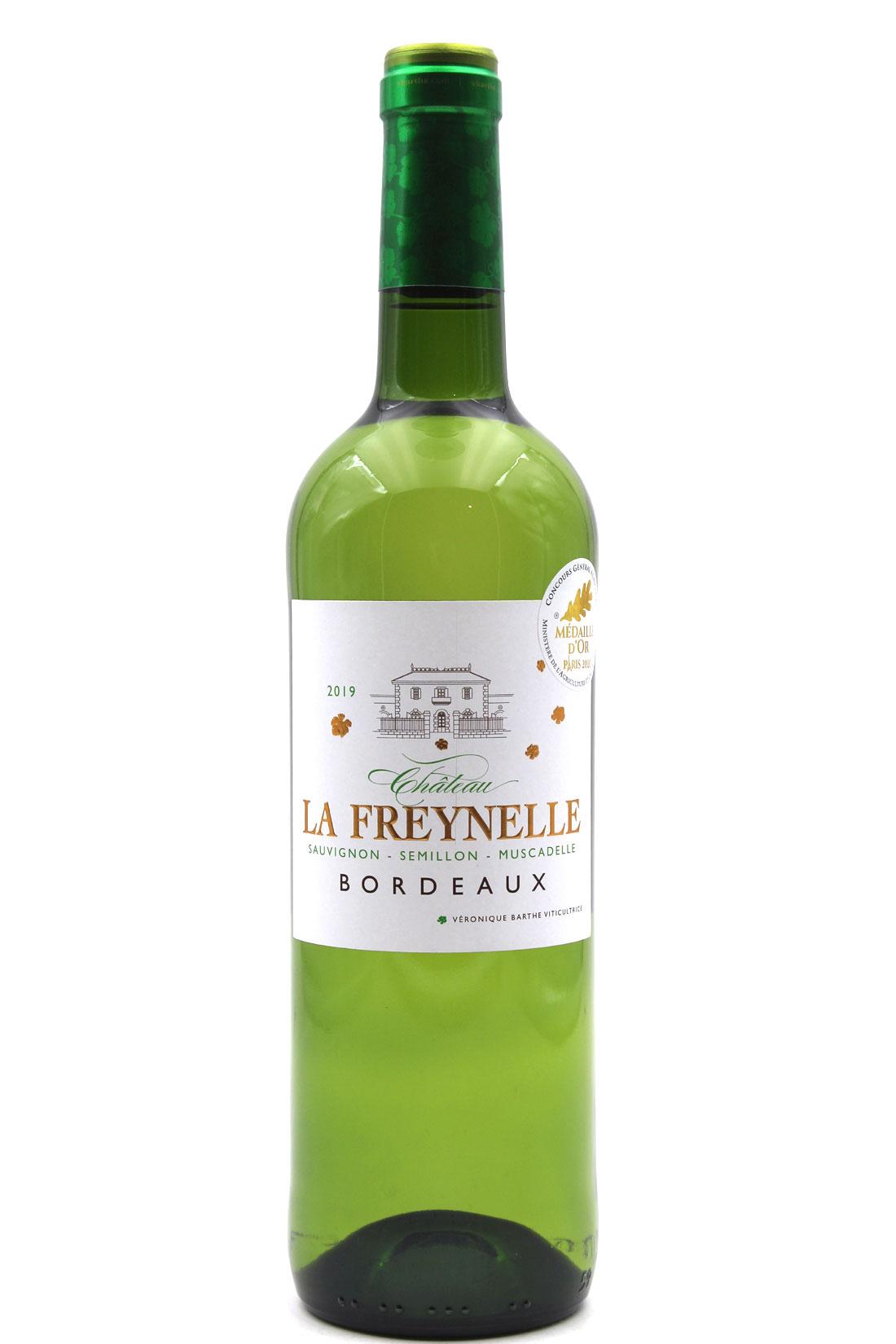 Château La Freynelle 2019 Blanc - Bordeaux