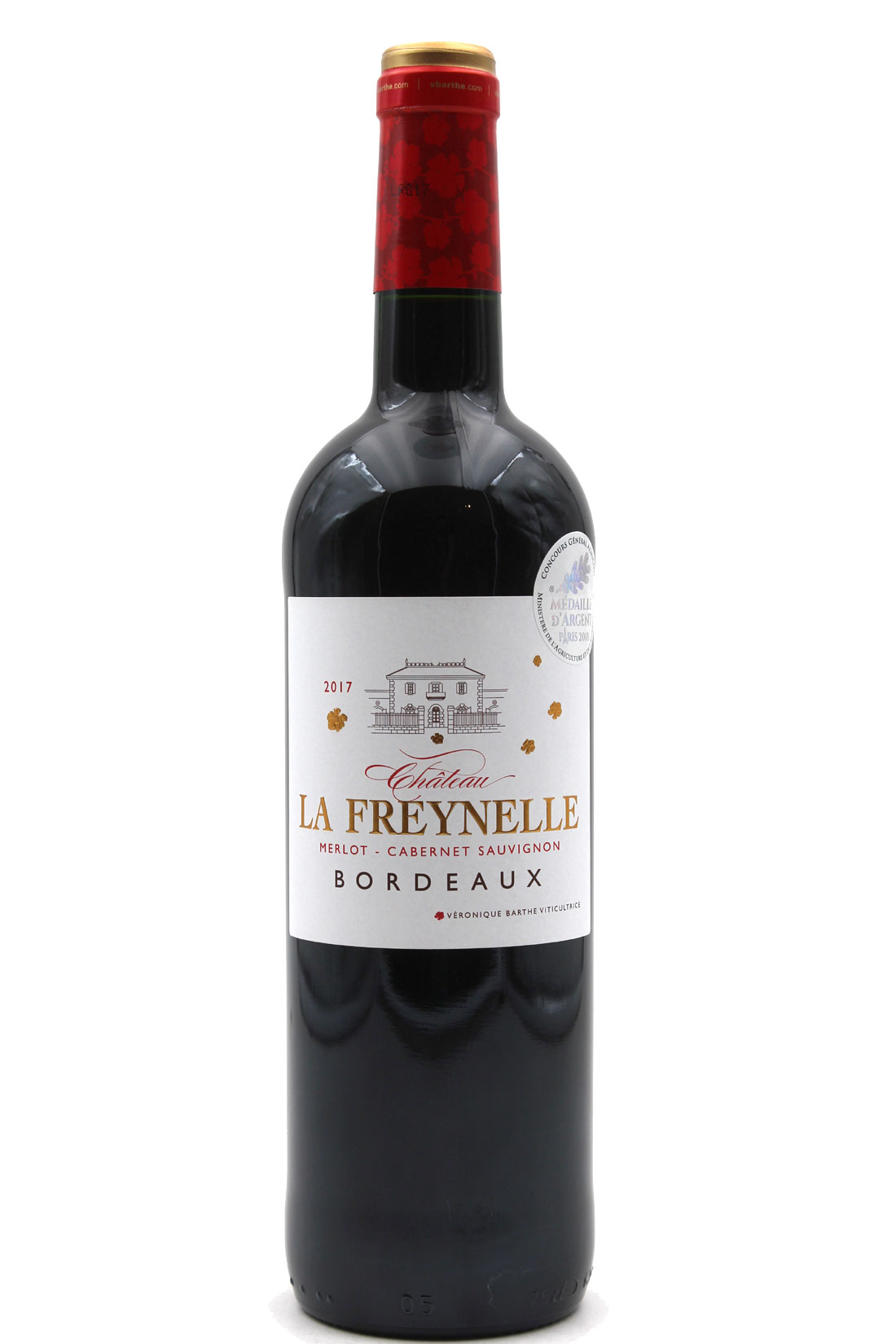Château La Freynelle 2017 Rouge - Bordeaux