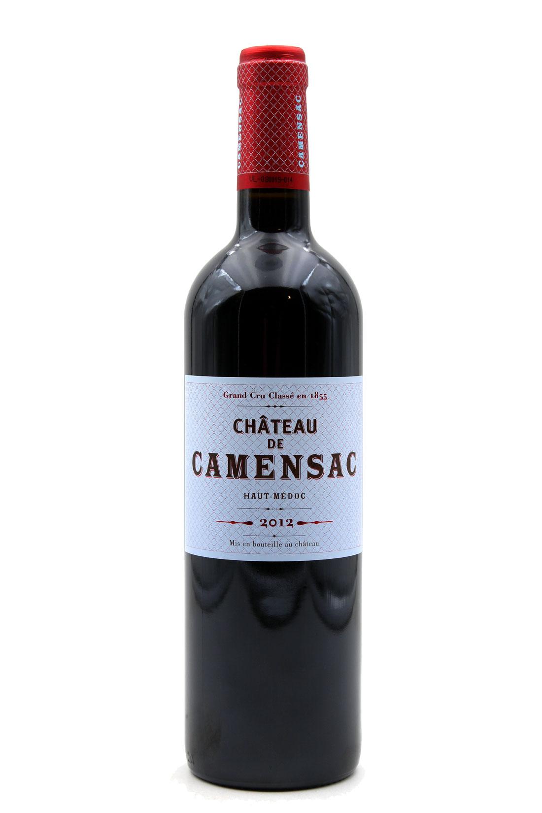 Château Camensac 2012 - Rouge - 75cl AOC Haut-Médoc