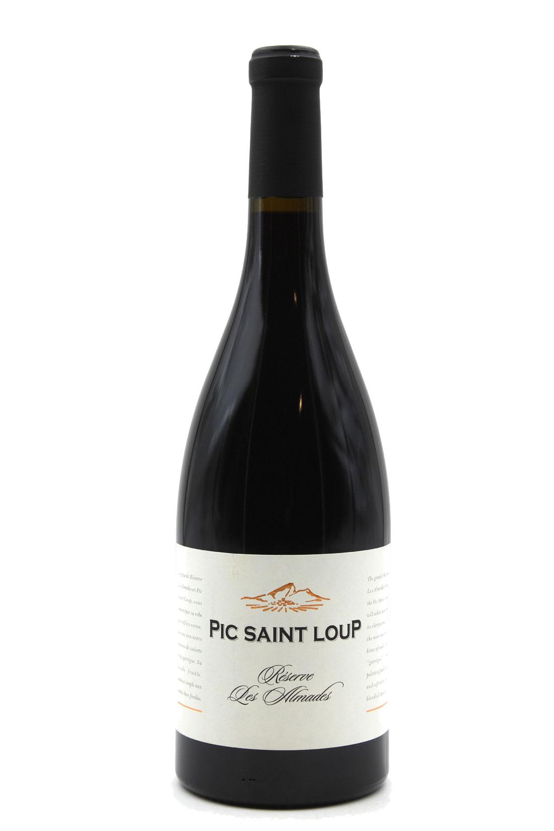 Pic Saint-Loup 2015 - Réserve les Almades - rouge - 75cl - Languedoc