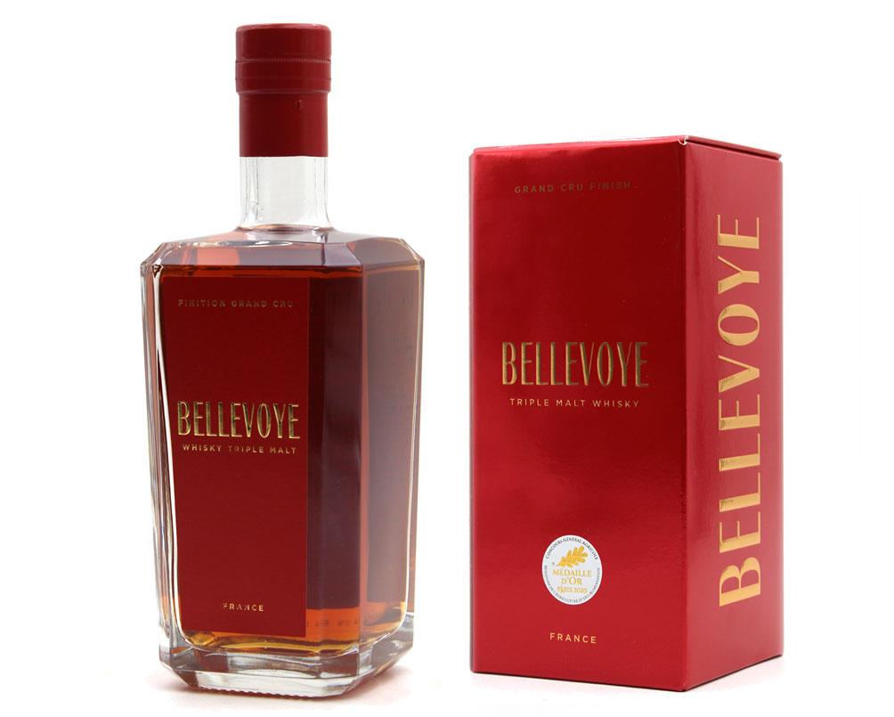 Bellevoye Rouge Whisky 43% - 70cl