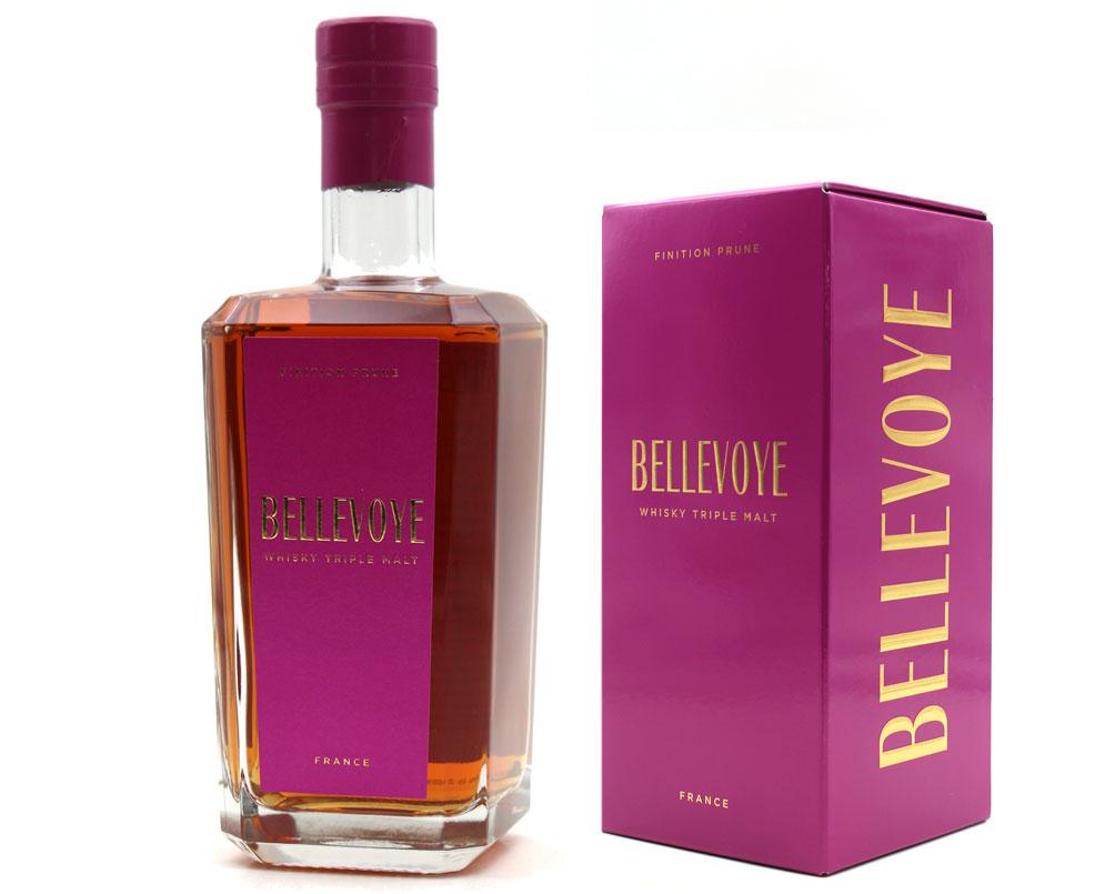 Bellevoye Prune Whisky 43% - 70cl