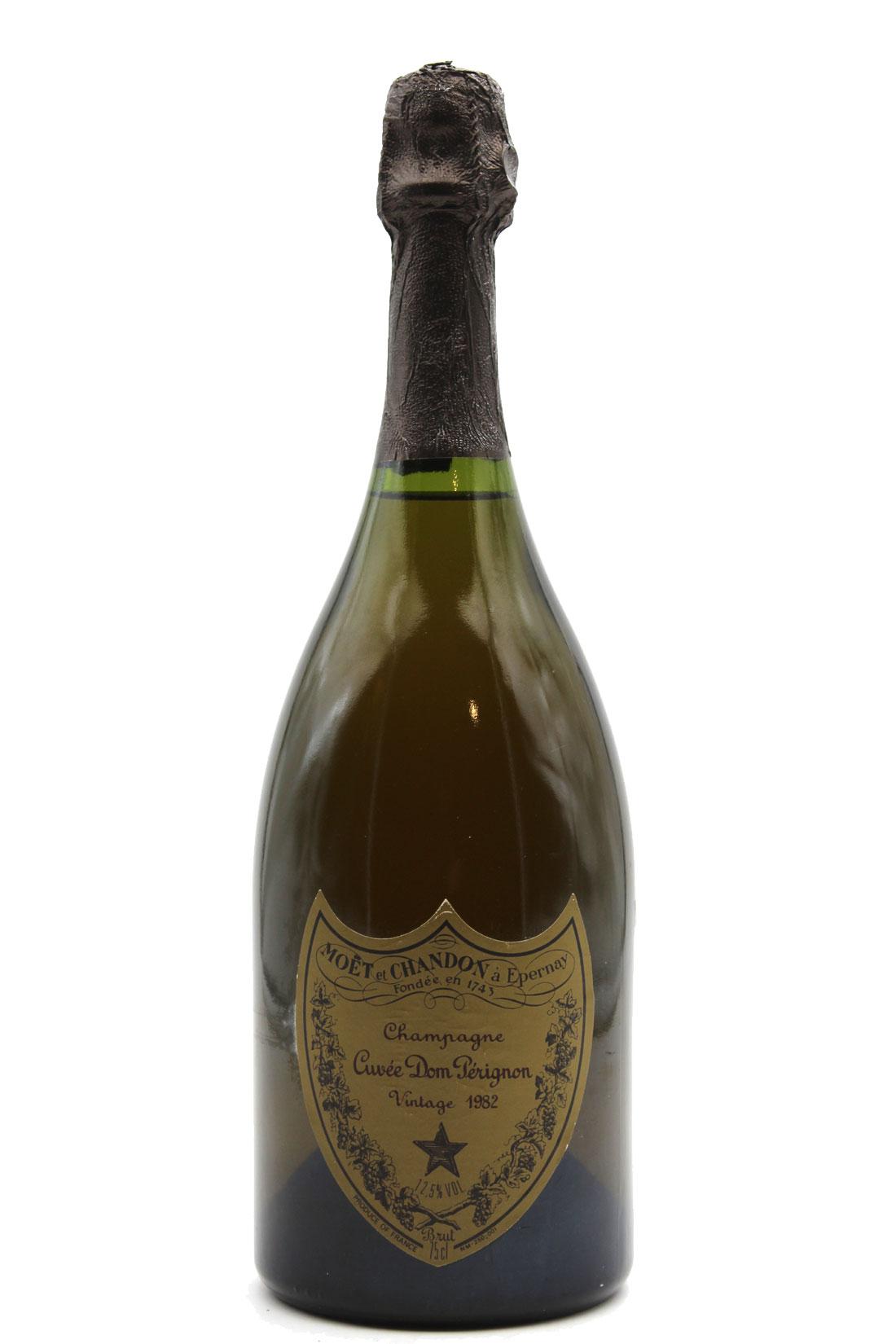 Champagne Dom Perignon 1982 - 75cl