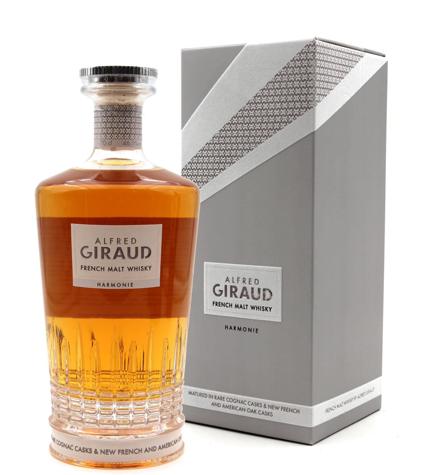 Alfred Giraud Harmonie Whisky 46.1% - 70cl