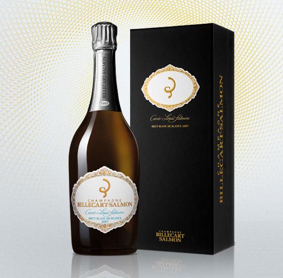 Champagne Cuvée Louis Salmon 2007 - Billecart-Salmon - 75cl