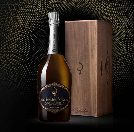 Champagne Le Clos Saint-Hilaire 2003 Brut - Billecart-Salmon - 75cl