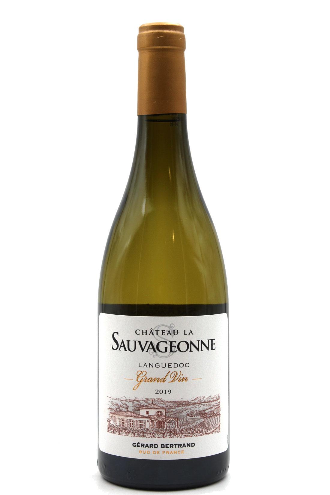 Château la Sauvageonne 2019 - Gérard Bertrand - Blanc 75cl - AOP Languedoc