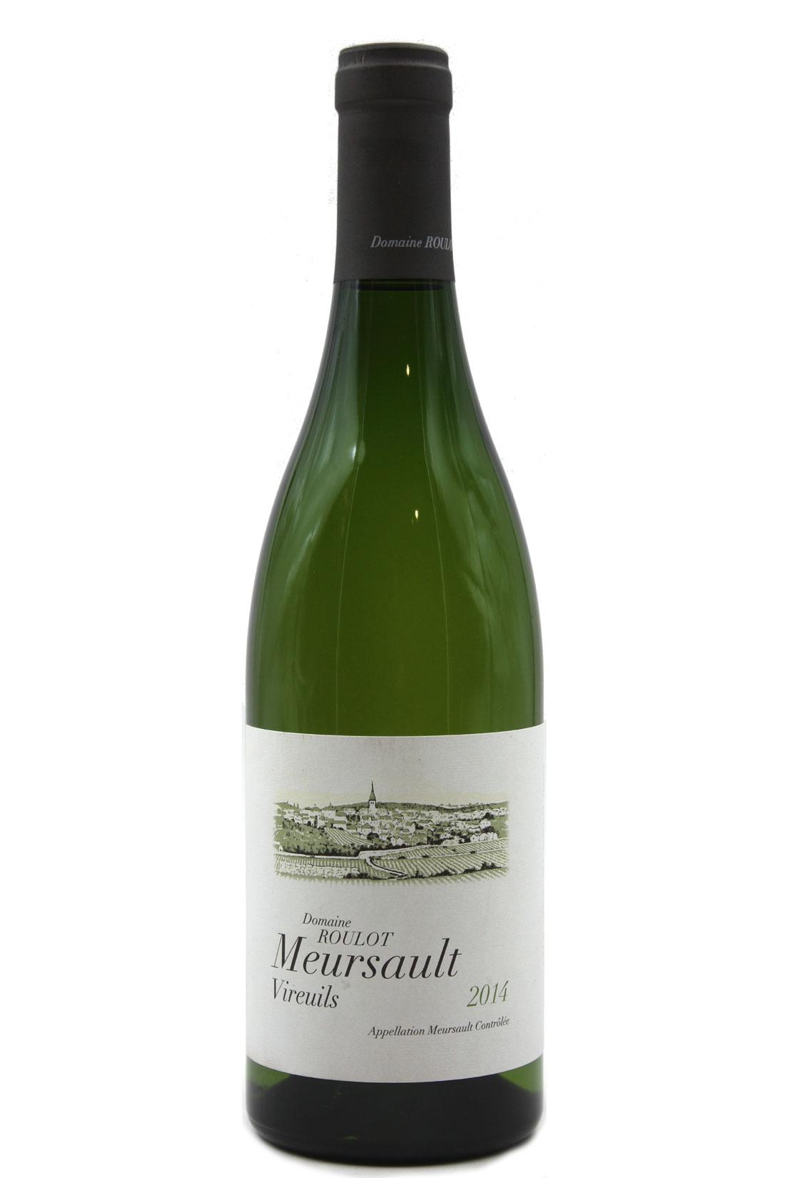 Domaine Roulot Meursault Vireuils 2014 Blanc - 75cl AOC Bourgogne