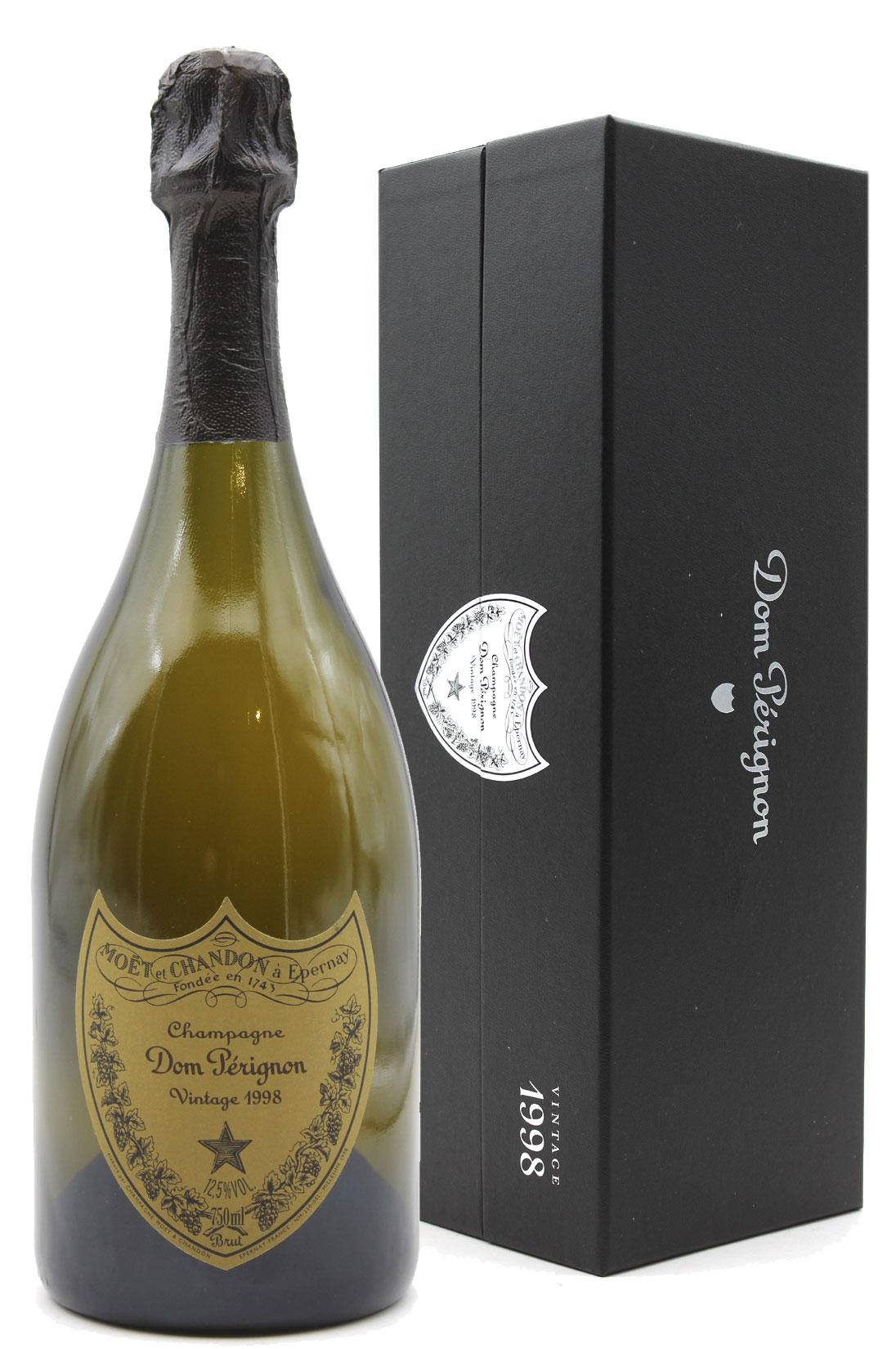 Champagne Dom Perignon 1998 - 75cl