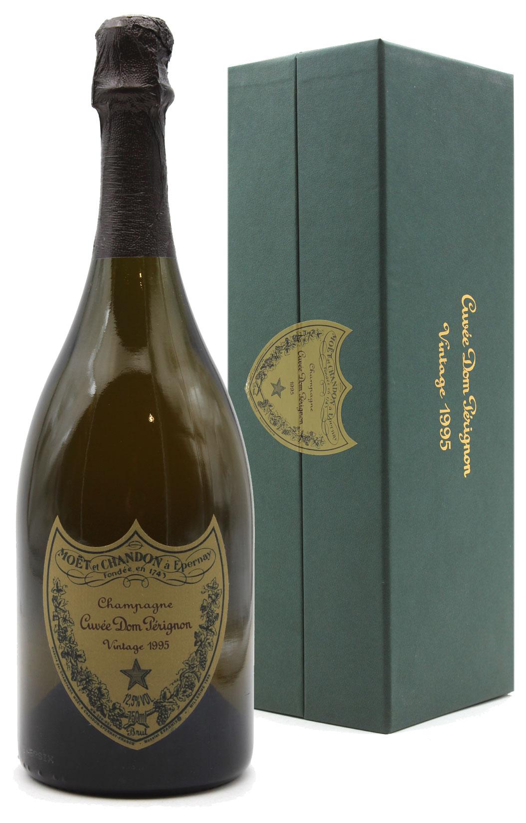 Champagne Dom Perignon 1995 - 75cl