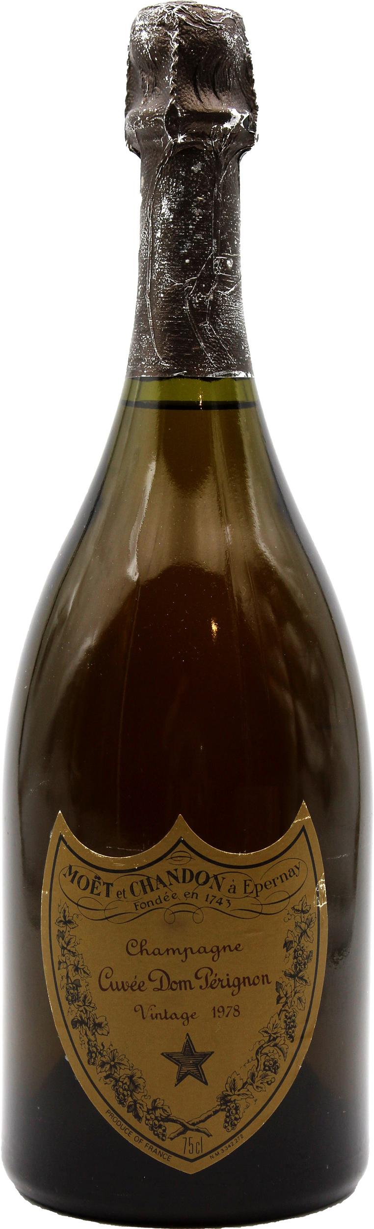 Champagne Dom Perignon 1978 - 75cl