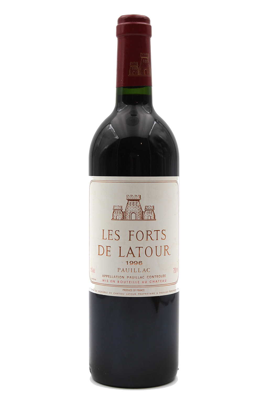 Château Les Forts de Latour 1996 - 75cl AOC Pauillac