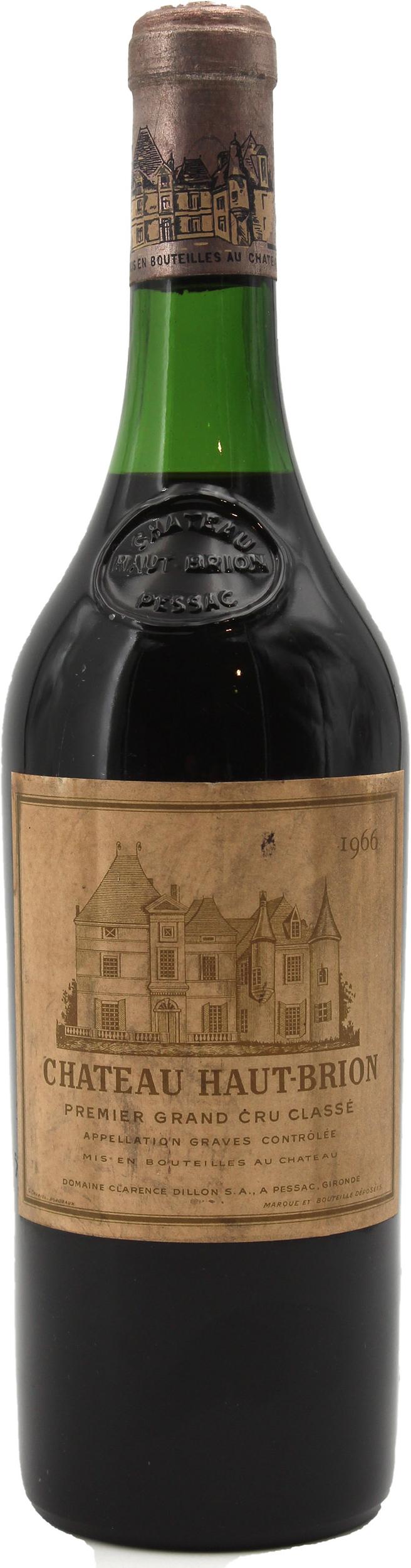 Château Haut Brion 1966 - 75cl AOC Graves