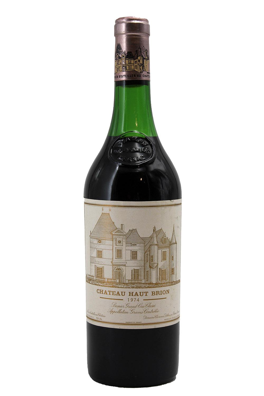 Château Haut Brion 1974 Rouge 75cl AOC Graves