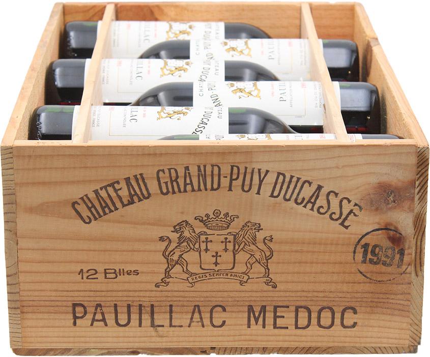 Grand puy ducasse 1991 2