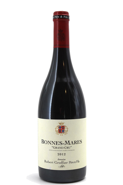 Bonnes-Mares Grand Cru 2012 - Domaine Robert Groffier - 75cl - AOC Bourgogne