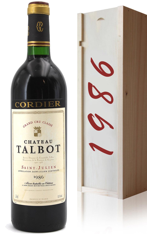 talbot 1986 gift