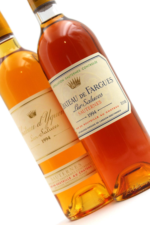 Collection Yquem 1994 & de Fargues 1994 - 75cl AOC Sauternes
